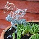 Chicken Wire Art