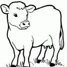 Coloring Worksheets Animals - Worksheet School