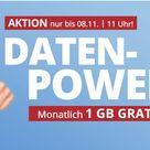 Preistipps Smartphone Tarife: Die besten 5 GB Allnet-Flats im November ab mtl. 9,99 Euro -Telefontarifrechner.de News
