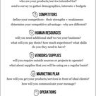 Designing a Business Plan for Your Creative Business   Amanda Genther