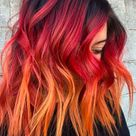 Hot Cheetos Hair Is the Most Dangerously Cheesy Dye Job on Instagram