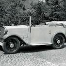 1932  BMW 3/20 PS Tourer