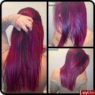 Burgundy Hair Colors