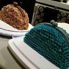 Buttercream Purse Cake
