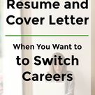 How to change your cover letter and resume when you want to switch careers [4 steps] | Lazy Genius Mom
