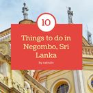Things to Do in Negombo, Sri Lanka: A Travel Guide
