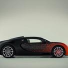 2013 Bugatti Veyron Grand Sport Bernar Venet  The...   GABEturbo
