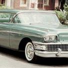 1958 Buick Super Riviera Coupé