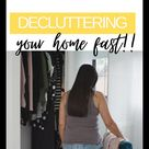 7 Super Easy Tips fore Decluttering Your Home Fast   tips for decluttering