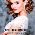 48 Trendiest Short Wedding Hairstyle Ideas