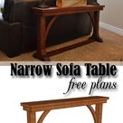 Narrow Table