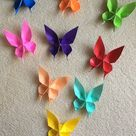 100 Origami Butterflies   Etsy