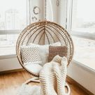 hängender Sessel   Indoor Schaukel   Rattan Möbel