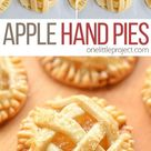 Mini Apple Pies | Simple and Delicious Apple Hand Pies