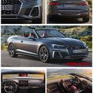 2020 Audi S5 Cabriolet TFSI - HD Pictures, Videos, Specs & Information - Dailyrevs