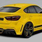 2015 BMW X6 by Lumma Design   Preview