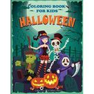Kids Halloween Books Halloween Coloring Book for Kids Paperback   Walmart.com