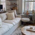 Living room apartment decor