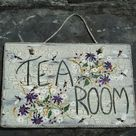 Tea Room Decor