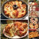 Pull Apart Pizza