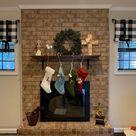 1 Pair of Cotton Stem Curtains Kitchen Decor Bedroom Decor   Etsy