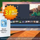 [31% OFF] Movavi Video Editor Plus for Mac Coupon Italian Republic Day offering sales, June 2021