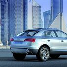 2007 Audi Cross Coupe Quattro   Concepts