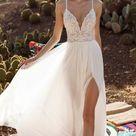 Unique & Hot: 27 Sexy Wedding Dresses Ideas
