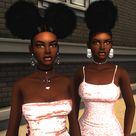 Ebonix | Babygirl Afro Puffs