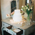 Rustic Cake Tables