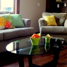 Bright Living Rooms