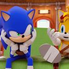 Hulu has exclusive streaming rights to the Sonic Boom cartoon