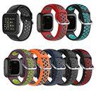 Sport Silicone Wrist Strap Watch Band for Fitbit Versa 2 / Versa Lite Replaceable Bracelet Wristband Lightinthebox - 74633