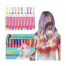 New Hair Chalk Comb Temporary Bright Hair Color Dye for Girls Kids, Washable Hair Chalk for Girls Age 4 5 6 7 8 9 10 New Year Birthday Party Cosplay DIY Children's Day, Halloween, Christmas,6 Colors – Fine Jewelry & Collectibles