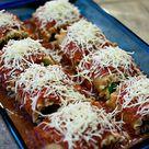 Meat Lasagna Rolls