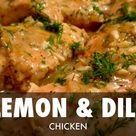 Dill Chicken