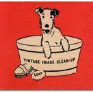 VINTAGE K-9 Cuties: Free Digital Downloads | Cathe Holden
