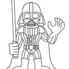 Coloriage personnage star wars : 18 dessins uniques et originaux !