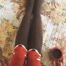 Knee High Stockings