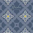 Ramadan Planner: Slate Tiles