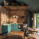 Wonderful Pictures home renovation brick Ideas