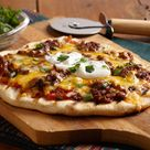 Taco Pizza Recipes