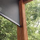 Retractable Power Screens