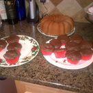 Texas Sheet Cupcakes