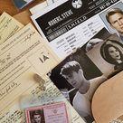 Captain AmericaFile Steven Rogers S.H.I.E.L.D. Secret File Paper Props Movie Props Replica
