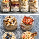 Overnight Oats - 9 Recipes + Tips for the BEST Easy Meal Prep Breakfast