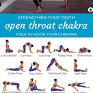 ✨ Speak Your Truth - Open the Throat Chakra with Yoga