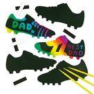 Football : bricolage, activités manuelles, loisirs creatifs foot pour enfant ; idées créatives pour fan de football - Un max d'idées