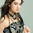 Mehwish Hayat in black pretty dress