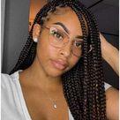 Trending Braided Hairstyles For Black Women 2021